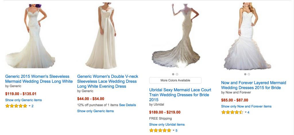 Simple Wedding Dresses Under 500: Affordable Wedding Dresses For $300 Or Less
