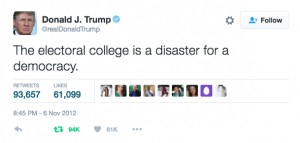 electoral college disaster