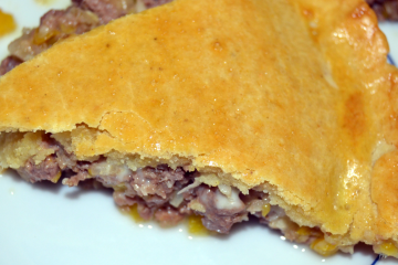 Mexican Empanada pie