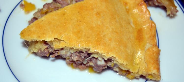Mexican Empanada pie